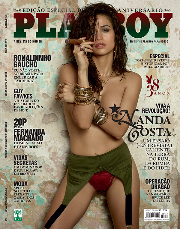 nanda costa capa playboy