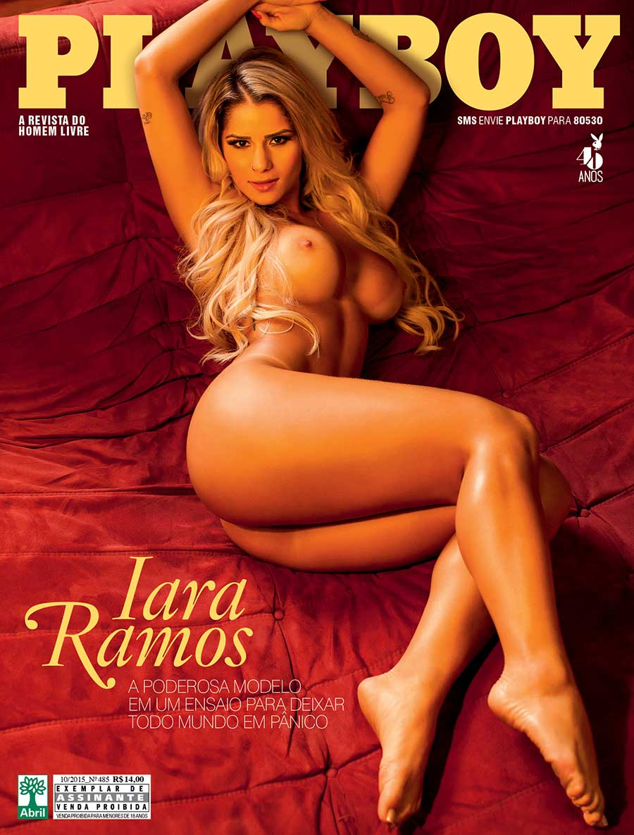 Iara Ramos playboy_002