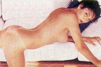 Luiza Brunet playboy