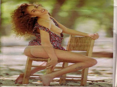 Erica Moro playboy