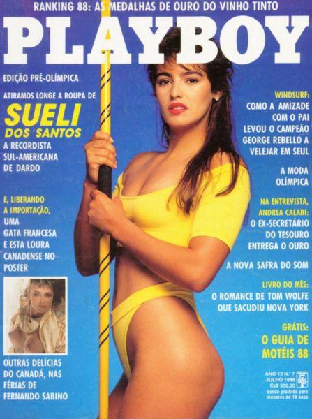 Sueli dos Santos playboy_001