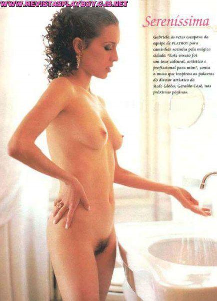 Gabriela Alves playboy