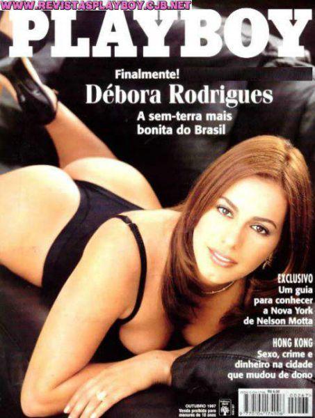 Débora Rodrigues playboy_001