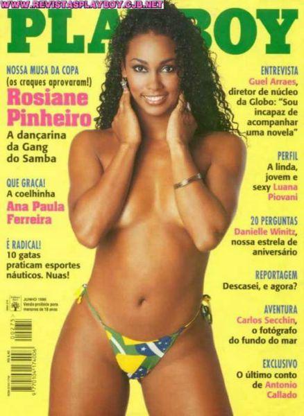 Rosiane Pinheiro playboy_001