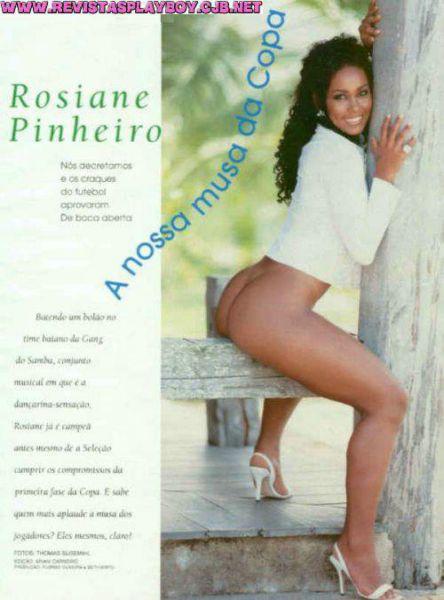 Rosiane Pinheiro playboy_012