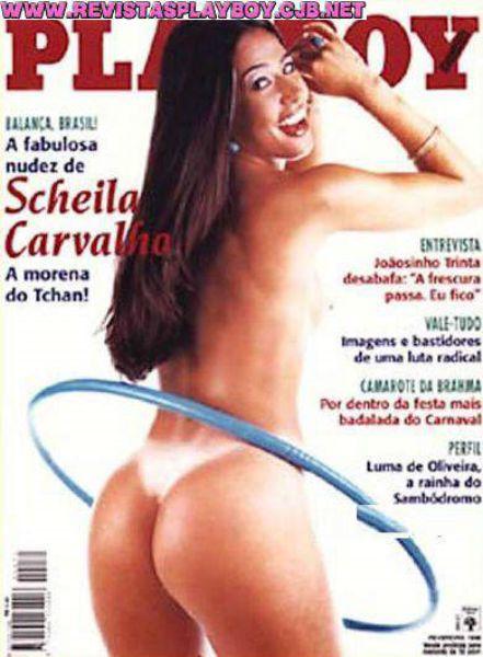 Scheila Carvalho playboy_001